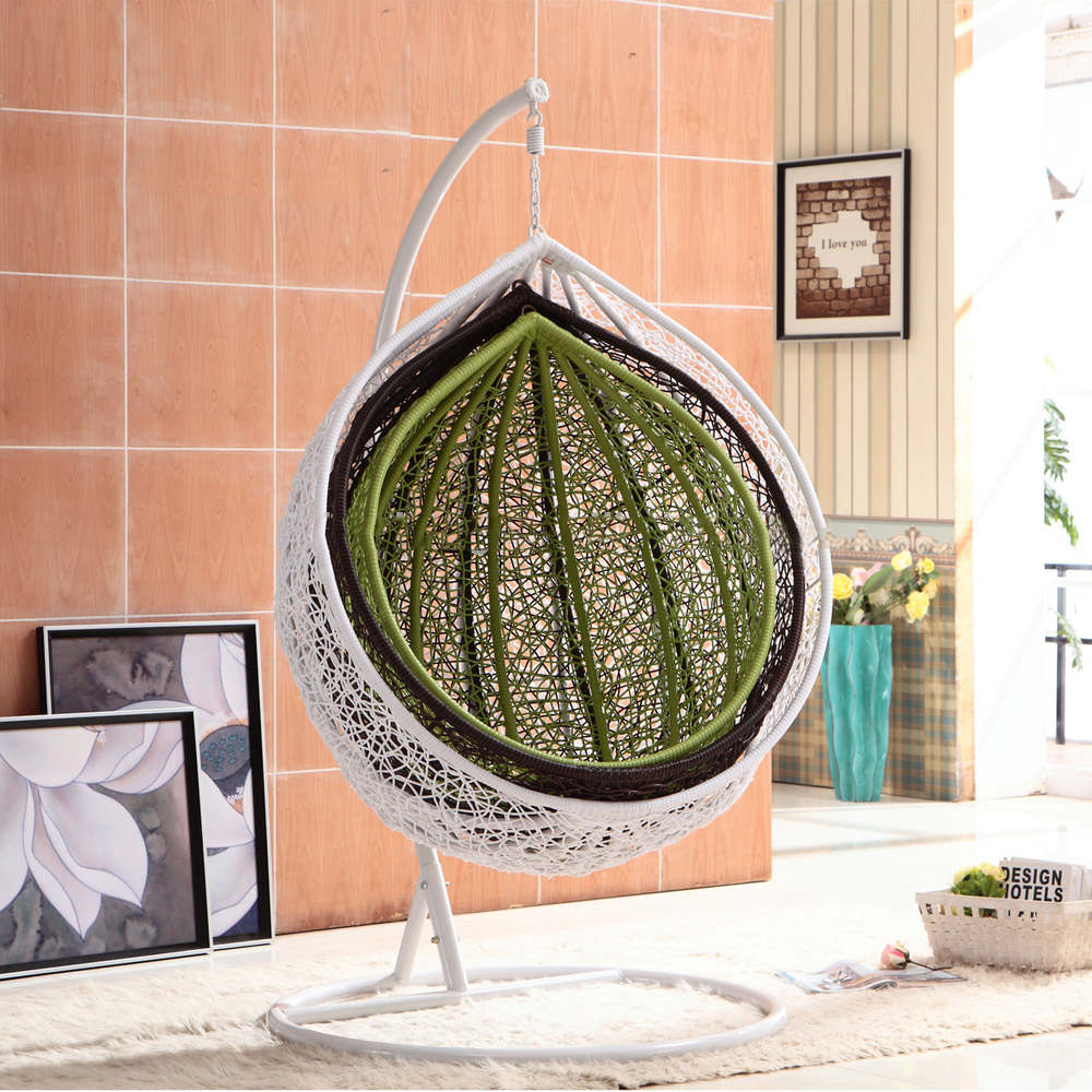 Outdoor Hanging Basket Chair Supplier Indoor Basket Chair