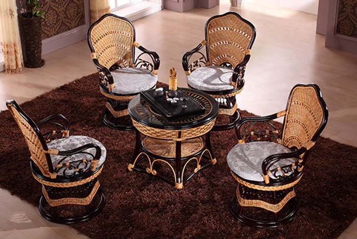 Rattan-and-wood-black-img : palecek wicker chair - Cheerinfomania.Com