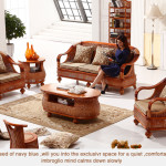 Synthetic Rattan furniture safa