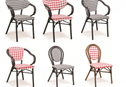 Commercial Outdoor Restaurant  Chair