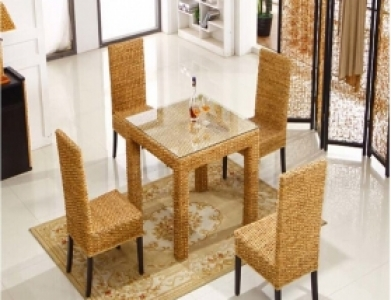 Rattan + Seagrass Dining Sets 01